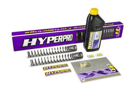 Hyperpro Progresszív elsőrugó szett olajjal