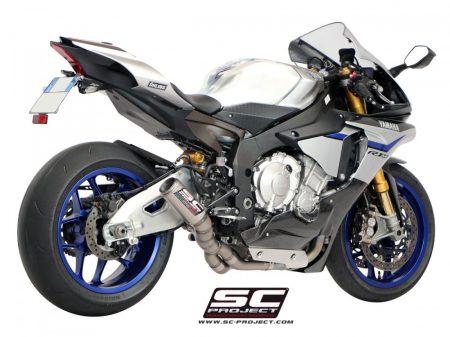 SC Exhaust Yamaha R1